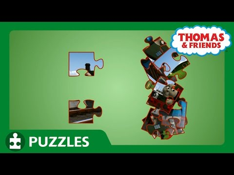 Thomas & Friends: Engine Puzzle #13