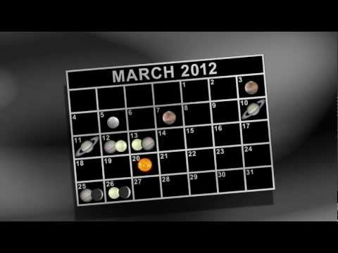 What's Up March 2012