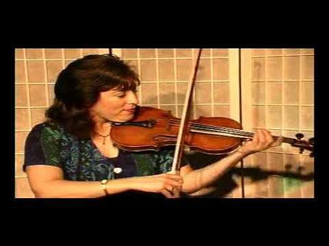 "Violin Lesson - Song Demonstration-""I'm Going Down the Road"""