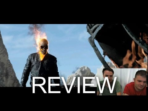 Ghost Rider Trailer Review