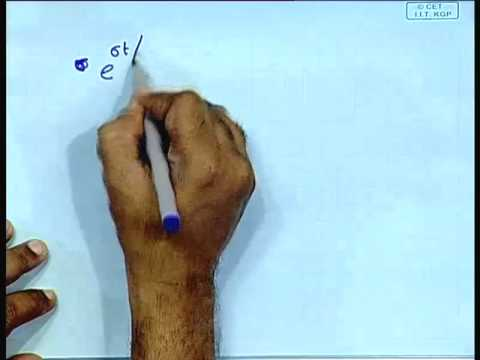 Lecture - 23 Vector Field Around Equilibrium Points-II