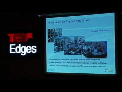 TEDxEdges - Leonor Almeida -  The Finnish Way of International Business