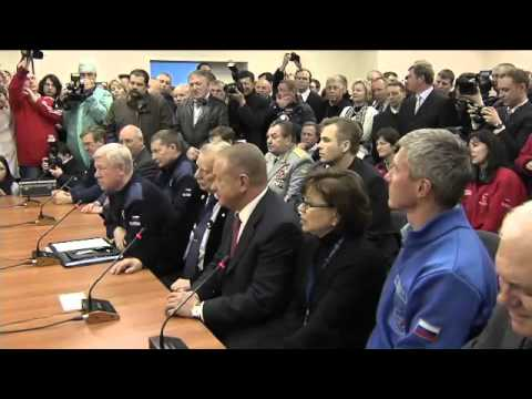 Soyuz Launch Sends Trio to Station