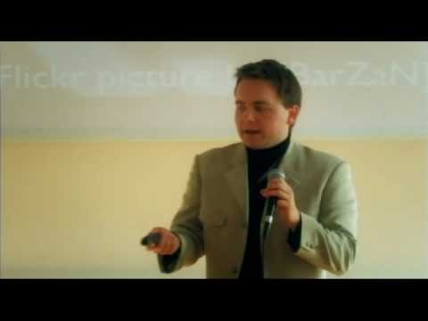 TEDxWulkan - Michael Sliwinski - Productivity Diet And Exercise