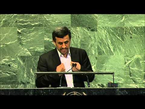Netanyahu Urges U.N. to Halt Iran's Nuclear Program