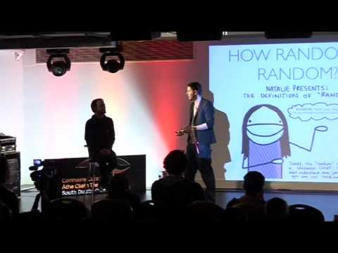 TEDxTallaght - Shane Gillen - The Anatomy of Perception