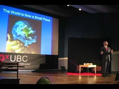 TEDxUBC - Basil Peters - Education, Entrepreneurship and the Future of the Western World