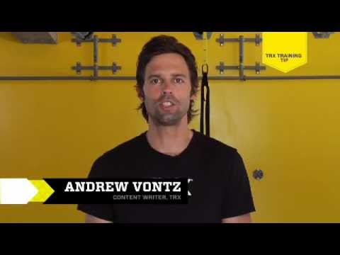 TRX TV: September Training Tip: Week 3