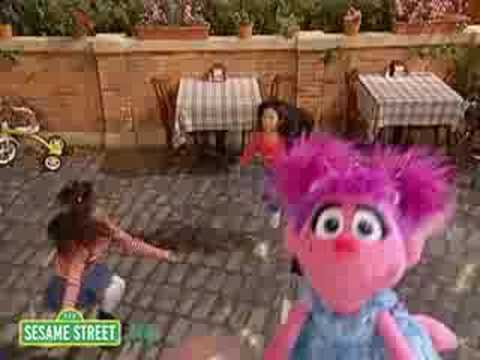 Sesame Street: Abby Cadabby Sings About Kids With Wings