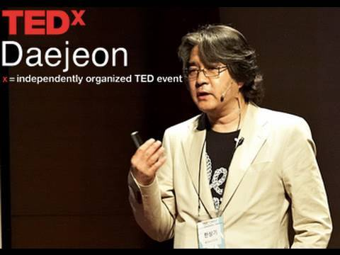 TEDxDaejeon - Han Sang-gi - The New paradigm of research with the Social web