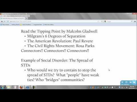 Social Structure Part 1
