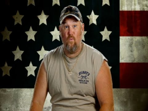 Only In America with Larry the Cable Guy - Longshorewomen