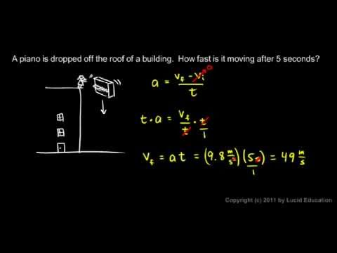 Physical Science 2.6g - Example 2