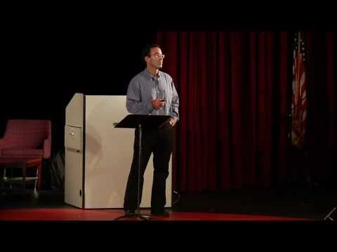 TEDxHunterCCS -Tony Fisher - Why Using Mathematics to Predict the Future is Futile