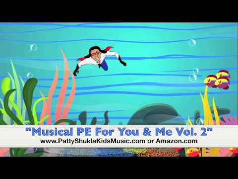 "Patty Shukla ""Musical PE For You & Me Vol 2"" - Preview"