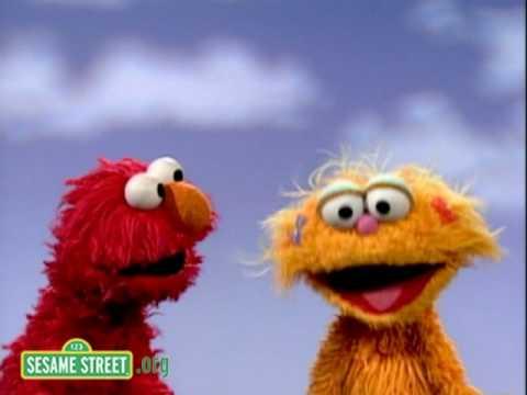 Sesame Street: Elmo And Zoe Pretend