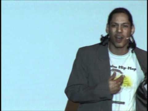 TEDxTampaBay Pedro Jarquin Hip Hop Poet
