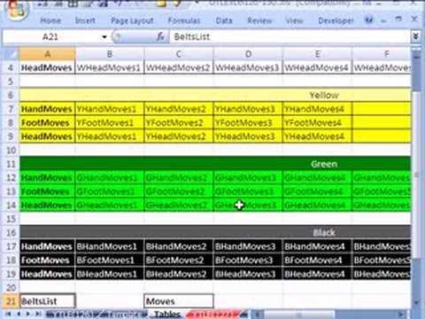 YTL Excel #126: VLOOKUP & INDIRECT & COLUMN functions