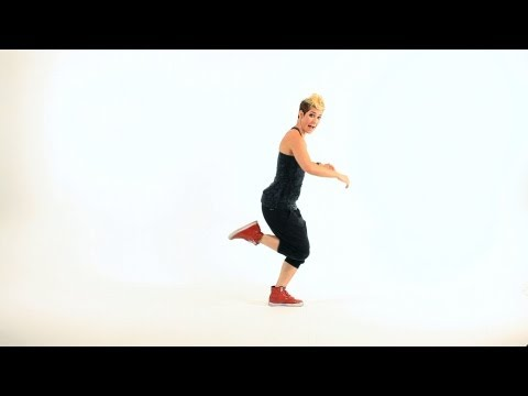 Run Toe Tap Dance Move | Hip Hop Dance Workout