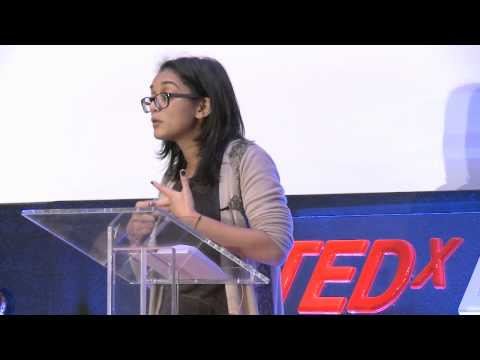 TEDxEuston - Hadeel Ibrahim - People powered leadership