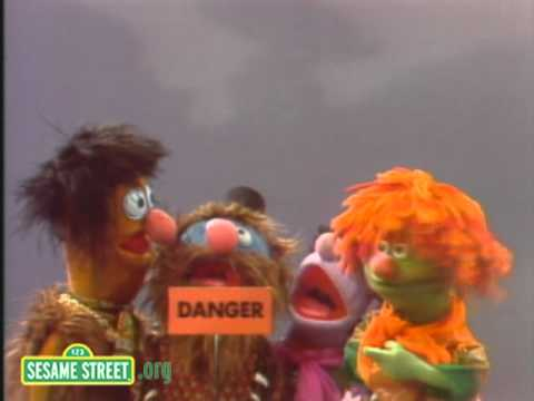 Sesame Street: Muppets Sing About Danger