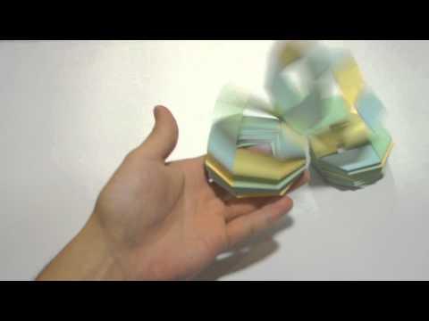 Origami Slinky (Jo Nakashima) - preview