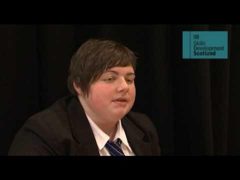 Schoolgirl Kathleen Anne's experience of college