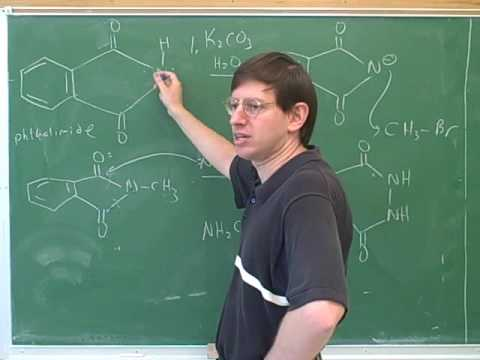 Organic chemistry: Introduction to amines (10)