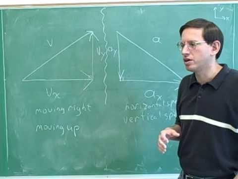 Physics: Two-dimensional kinematics (4)