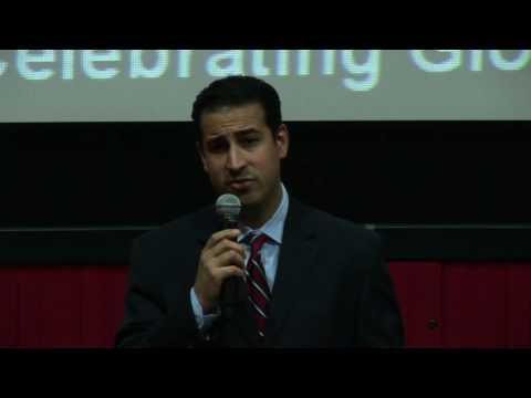 TEDxCapital - Roberto Rodriguez - 4/22/10