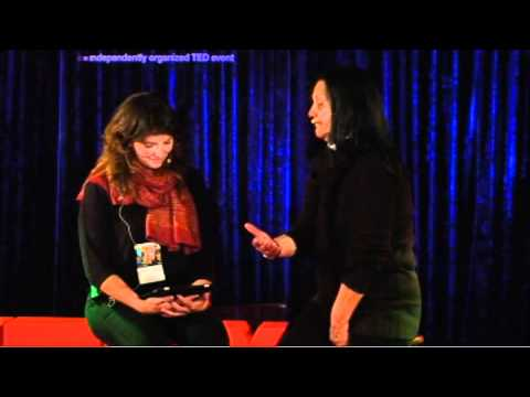 TEDxVilaMadá - Maria Ribeiro - Health system in the skin of those who use