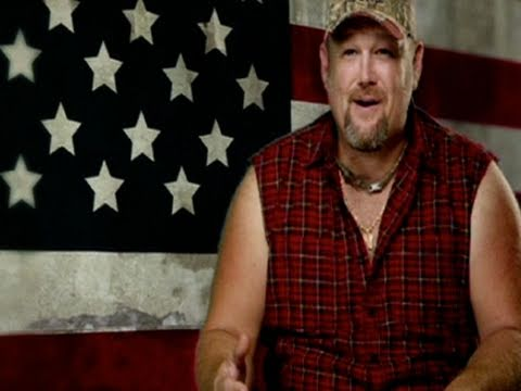 Only In America with Larry the Cable Guy - Git-R-Done