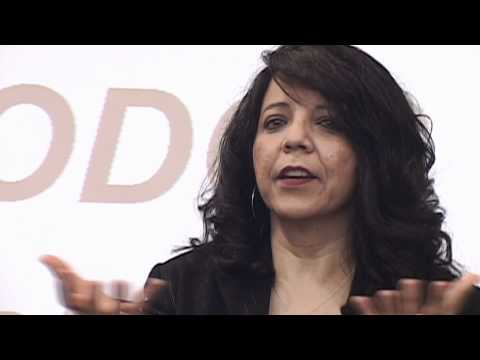 TEDxGreenvilleSalon December 2011 - Irma Luna - Don't let your past dictate who you are