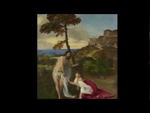 Titian, Noli me Tangere, c. 1514