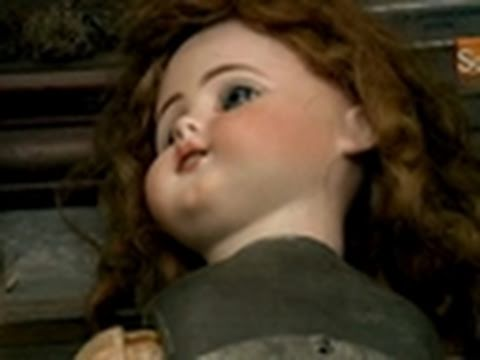 Oddities- Edison Doll