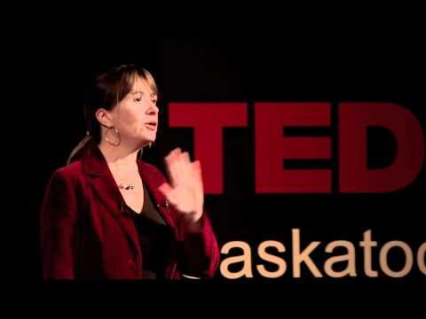 TEDxSaskatoon Amy-Jo_Ehman Eat Locally -- Live Globally