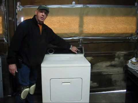 WHIRLPOOL DRYER REPAIR VIDEO 12