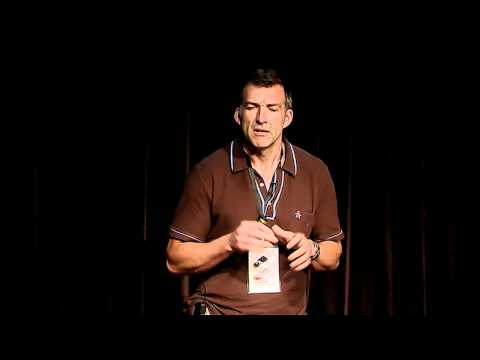 TEDxAdelaide - Tim Jarvis - Opting out of Sustainability