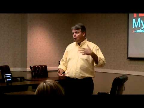 TEDxMyrtleBeach - Campbell Thames - Interstates, Toothless Rednecks, and Cultural WMDs.MOV