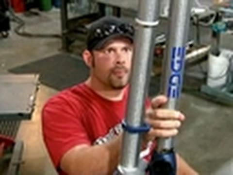 American Chopper- Assembling the FaroArm | Senior vs. Junior