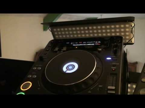 Pioneer CDJ-1000mk3... Making loops and recording to hot cue