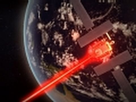 Known Universe - Laser Target Shooting