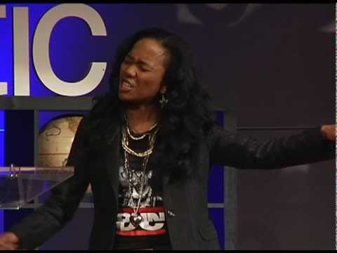 TEDxMidAtlantic - Sonja Sohn Poem 'Run Free'