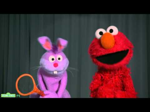 Sesame Street: Elmo and Rabbit Discuss Practice