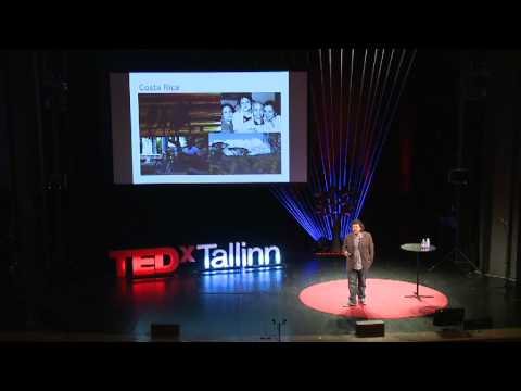 TEDxTallinn - Nic Marks - How to Measure Well-being