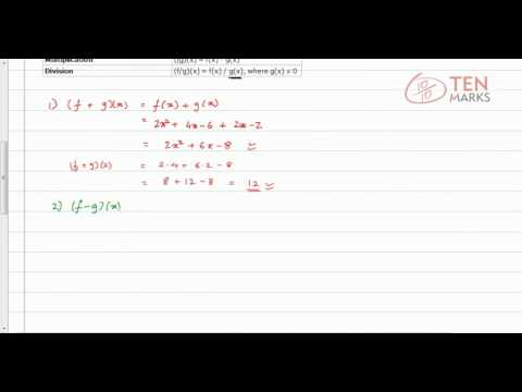 Functions - Add, Subtract, Multiply, Divide