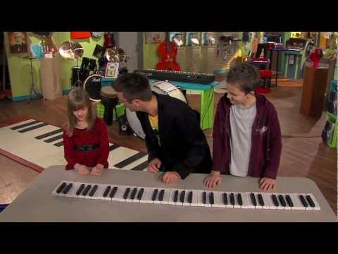 The Keyboard Family Episode #21 Preview - Quaver's Marvelous World of Music
