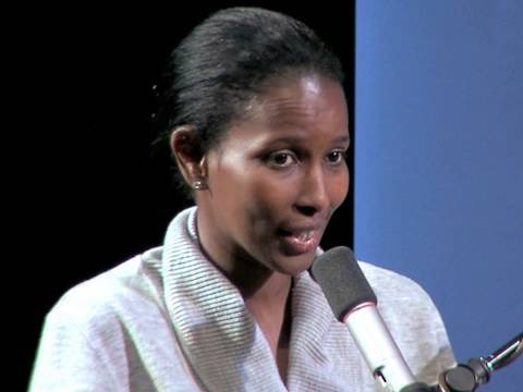 Ayaan Hirsi Ali: Don't Blame Islamic Terrorism on Economic Woes