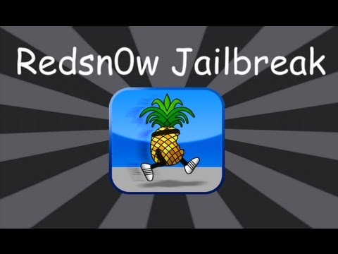 Redsn0w Jailbreak 4.3.5 / 5.0 Firmware iPhone 4,3Gs, iPod Touch & iPad