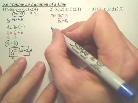 Algebra 1   5.6